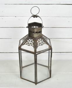 Tine K 6-zijdige lantaarn 52