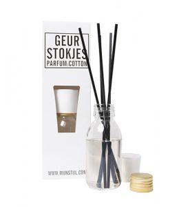 www.jetathome.nl mijn stijl geurstokjes parfum cotton sfeer